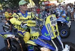 Rafal Sonik gana la sexta etapa de quads y Lafuente es segundo