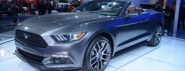 Nuevos Ford Mustang y BMW M3/M4 2014, deportivos de tradición en el Salón de Detroit