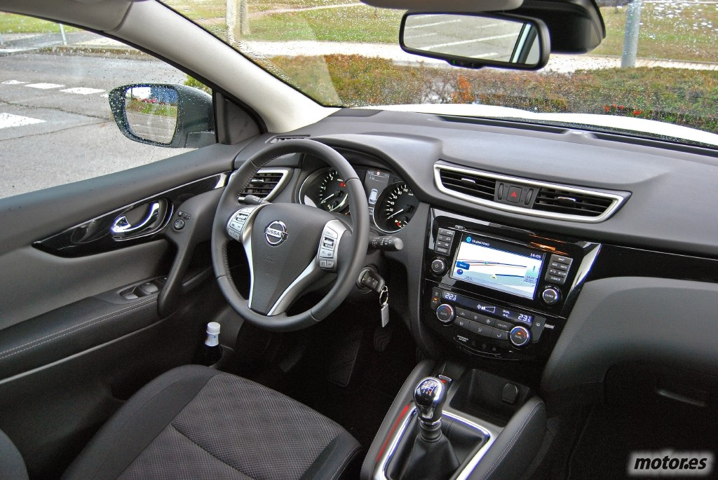 Coches precio usados venta precio nissan qashqai 2 for Nissan qashqai 2014 interior