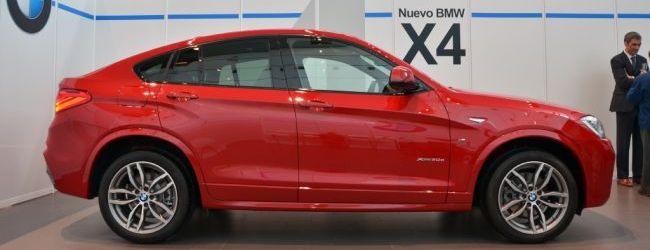 BMW X4, primer contacto (I): Gama, rivales y precios