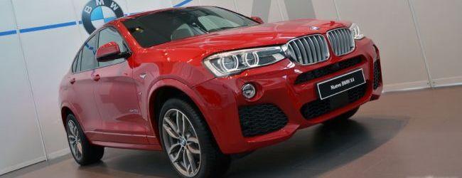 BMW X4, primer contacto (II): Diseño, habitabilidad, maletero y equipamiento