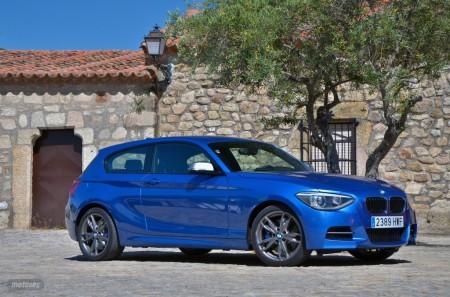 BMW M135i (I): Gama, precios y equipamiento