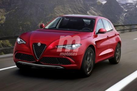 Así será el primer SUV de Alfa Romeo