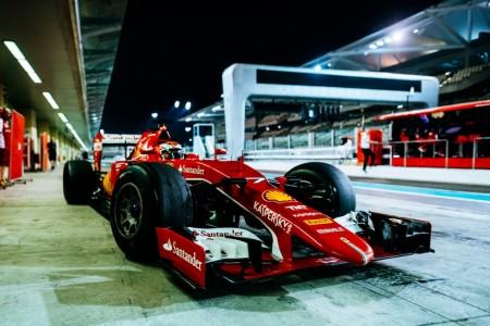 Así suena el motor del Ferrari F1 2016