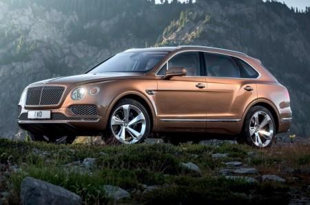 Bentley Bentayga Coupé, o el futuro más feo de las marcas clásicas