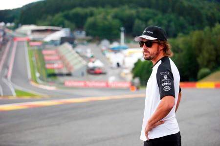 """Andretti: """"Alonso es suficientemente joven para volver a ser campeón"""""""
