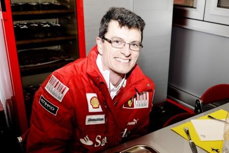 Renault ficha a Chris Dyer, el cabeza de turco de Ferrari por la pifia de Abu Dhabi 2010