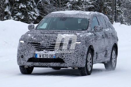 Cazado el Renault Maxthon, échale un vistazo al sucesor del Koleos