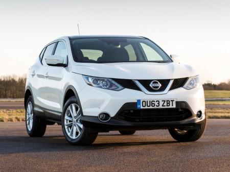 Reino Unido - Enero 2016: El Nissan Qashqai, de récord