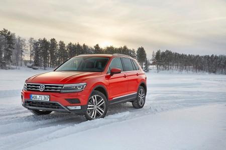 El nuevo Volkswagen Tiguan estrena el sistema 4Motion Active Control