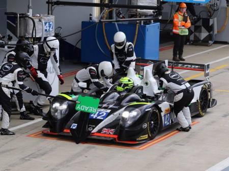 El proyecto en LMP1 de Strakka Racing en el aire