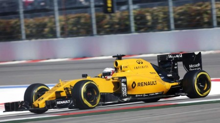 Primeros puntos para Renault tras su regreso a la Fórmula 1