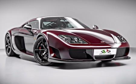 Super Veloce Racing presenta al último Noble M600