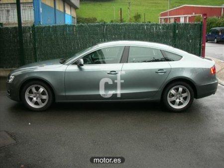 Audi A5 Sportback 2.0 TDI 143cv multitronic del año 2011 con 7.587 Km ...