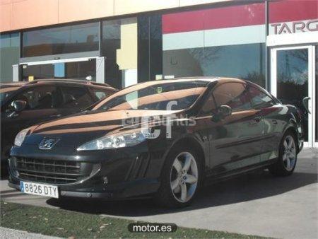 Peugeot 407 3.0 V6 Automatico Pack Coupe en Barcelona de segunda mano ...