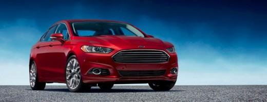 Ahora sí: Nuevo Ford Fusión/Mondeo 2012